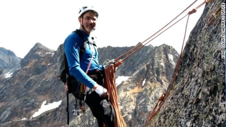 Doug Walker, 64, an avid outdoor enthusiast and Seattle tech entrepreneur was killed in an apparent avalanche on Granite Mountain