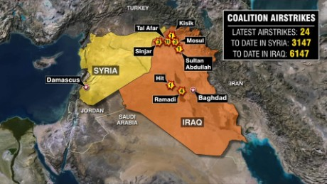 exp ISIS fighters attack Iraqi army base near Ramadi _00002001