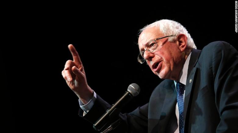 Bernie Sanders backs Obama on gun control