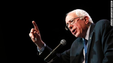 Bernie Sanders backs Obama on gun control