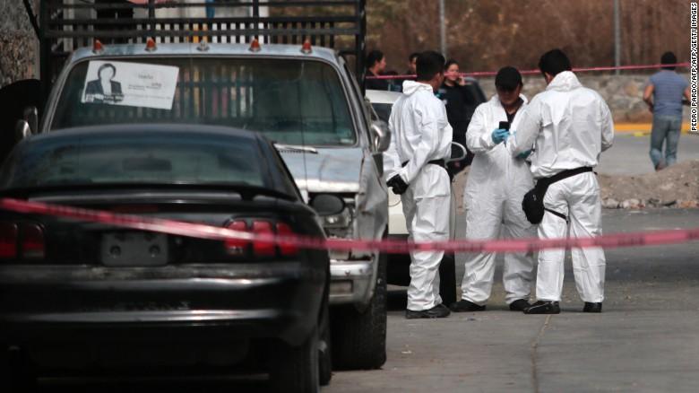 Mexican mayor slain
