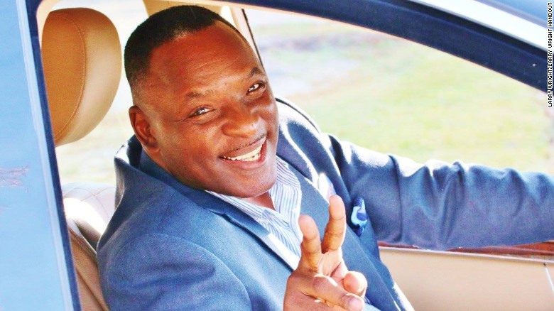 Larry Wright is a pastor and city councilman in Fayetteville, North Carolina.