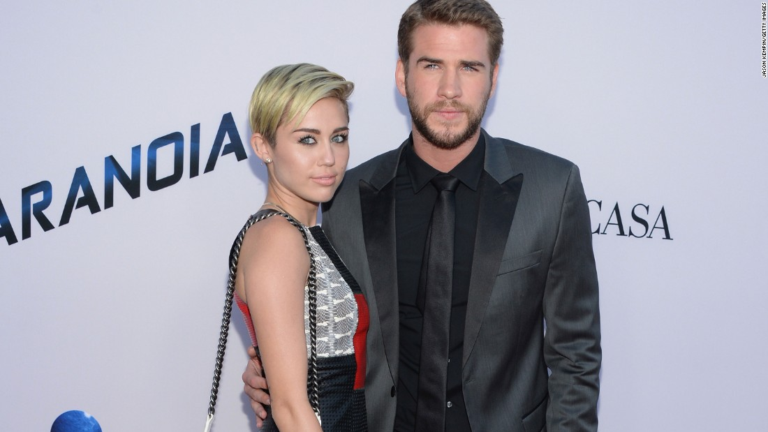 "We miss the old Miley Cyrus. And by the ""old Miley Cyrus,"" we mean the one who was blissfully in love with actor Liam Hemsworth. There may be hope yet, as the pair were spotted together in Australia in January."