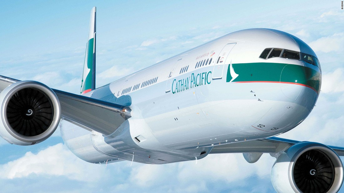 Another Asian carrier that is seldom far from the top of airline best-of lists, Cathay regularly appears in AirlineRatings.com's top 20 list. In 2014, Cathay scooped top prize in the Skytrax world's best airline awards.