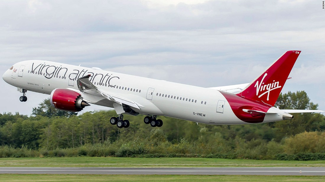 British carrier Virgin Atlantic is another carrier to grab full marks for both safety and its in-flight offerings from AirlineRatings.com.