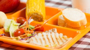 Rules to make school lunches healthier are working, study finds