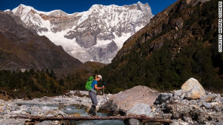 Mountaineering is forbidden in Bhutan -- hiking is the top choice of outdoor adventures.