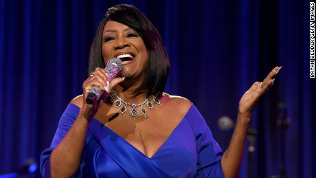NEW YORK, NY - OCTOBER 19:  Patti LaBelle performs onstage during Angel Ball 2015 hosted by Gabrielle's Angel Foundation at Cipriani Wall Street on October 19, 2015 in New York City.  (Photo by Bryan Bedder/Getty Images for Gabrielle's Angel Foundation)