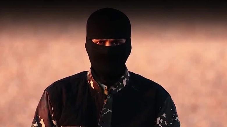 ISIS killer dubbed new 'Jihadi John'