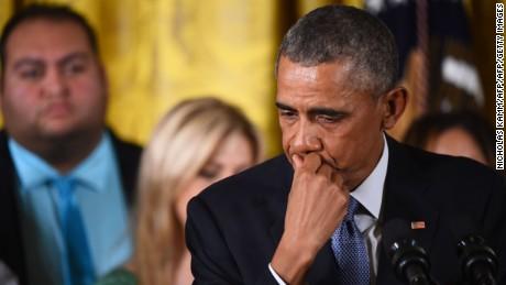 Obama crying getty photo gun control speech