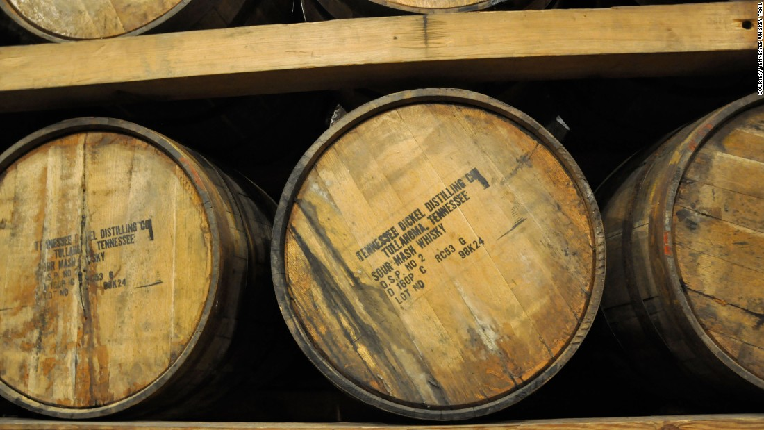 With more than 30 distilleries across Tennessee, the state's whiskey culture is evolving quickly. The  Tennessee Whiskey Trail helps visitors decide which spots to explore.