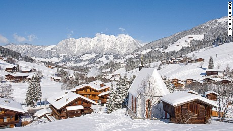 "Alpbach was named ""Austria's most beautiful village"" in a TV contest in 1983."