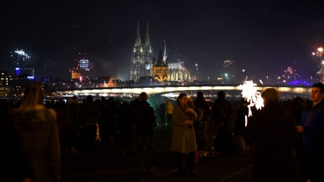 German police probe alleged New Year assaults