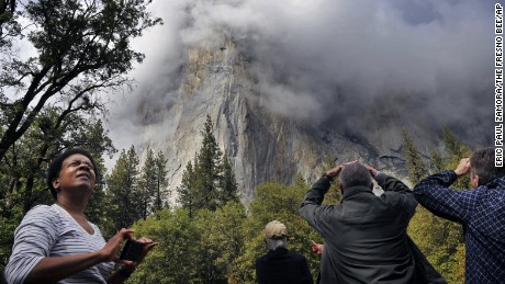 The first U.S. national park sites
