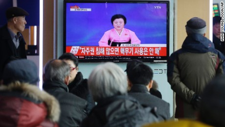 China rattled by North Korean Hydrogen bomb test