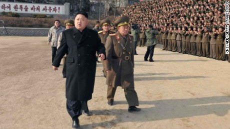 Source: North Korea executes top military official