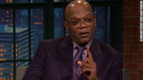 Samuel L. Jackson: Donald Trump cheats at golf