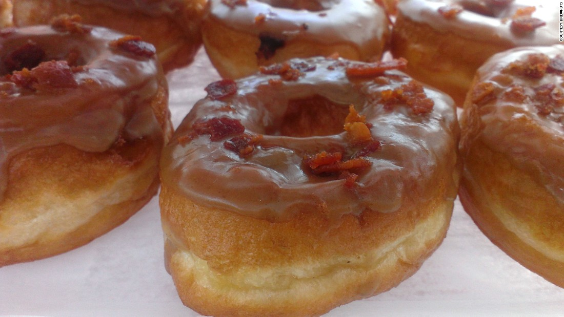 There's a lot going on in Cleveland this year. The Republican National Convention will be in town in July, and the Public Square downtown is getting an overhaul. But may we recommend biting into a beer-infused bacon-maple doughnut while you're in town? A doughnut-themed bar called Brewnuts is scheduled to open this spring in the Detroit Shoreway neighborhood.