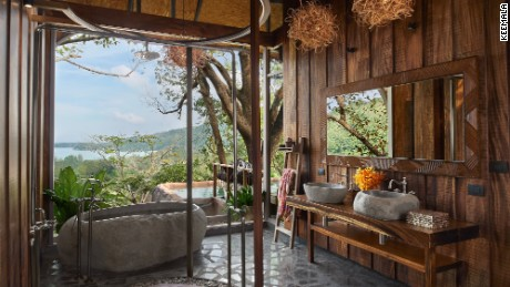 Keemala, Phuket, Thailand Opened December 1, 2015 Keemala is quirkily designed around both nature and culture, making it one of Phuket's most unique properties. Guests can choose one of 38 pool villas in styles including tree houses, bird's nest villas and clay cottages, while even the bridges and paths linking them blend seamlessly into the grounds, as do the resident water buffalo. Activities are similarly laid back and in tune with the environment so expect meditation, yoga, nature walks and even forest Tai Chi to truly connect with your surroundings.