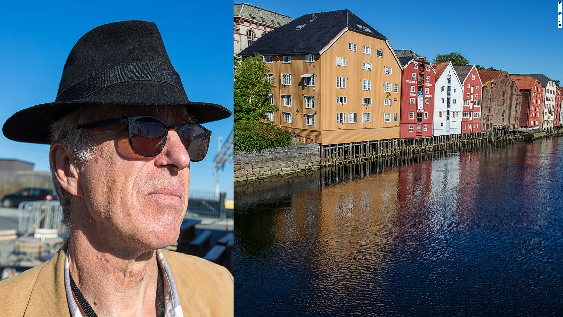 "Located in central Norway, about 300 miles south of the Arctic Circle, picturesque Trondheim boasts a canal, a castle and cobblestone streets. ""Founded in 997, Trondheim was Norway's first capital,"" explains local guide Hallbjorn Ronning. ""Now home to a small army of students, it still has a very youthful feel."""