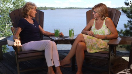 At age 77, Ashleigh Banfield's mom is still the glue that bonds her family.