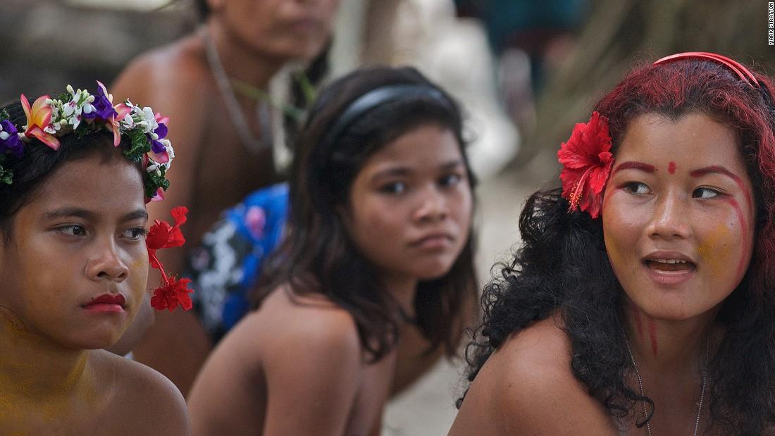 from Killian young islanders nude girls