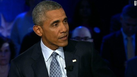 President Obama: I've been good for gun sales