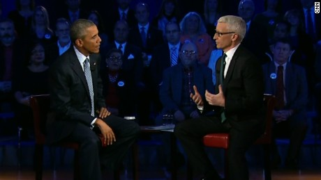Obama: I'm happy to talk to the NRA about guns