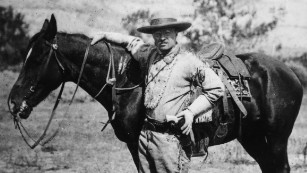 Theodore Roosevelt set the tone for men around the turn of the last century with his emphasis on the outdoors.