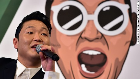 Gangnam Style singer Psy