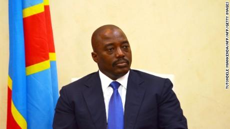 President Joseph Kabila succeeded his father to lead the Democratic Republic of Congo in 2001.