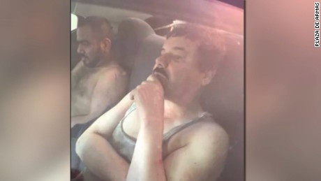 How was El Chapo captured?