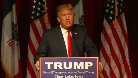 Donald Trump's 'birther' attack on Ted Cruz intensifies
