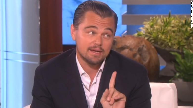 Leonardo DiCaprio reveals scariest moment