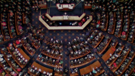 The State of the Union Address as a Wes Anderson film