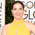 golden globes red carpet 2016 - America Ferrera