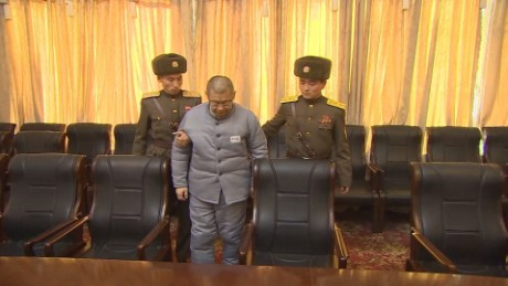 Canadian pastor detained in North Korea