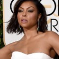 golden globes red carpet 2016 - Taraji P. Henson