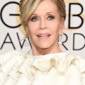 golden globes red carpet 2016 - Jane Fonda