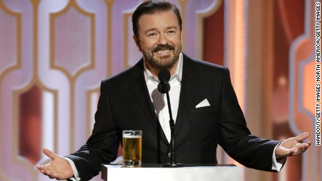 Best moments from the 2016 Golden Globes
