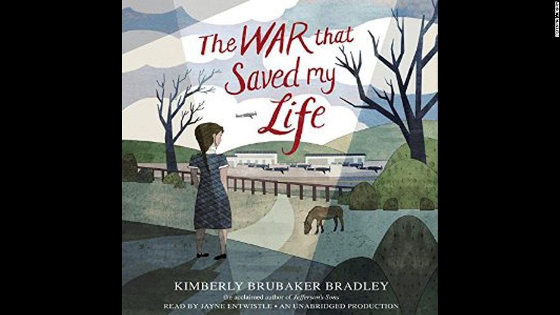 "<strong>Odyssey Award</strong> for best audiobook produced for children and/or young adults, available in English in the United States: ""The War that Saved My Life,"" written by Kimberly Brubaker Bradley, narrated by Jayne Entwistle and produced by Listening Library."