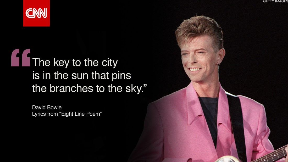 david bowie quote 5