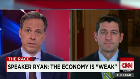 paul ryan house speaker sotu trump intv pt 1 lead_00010412