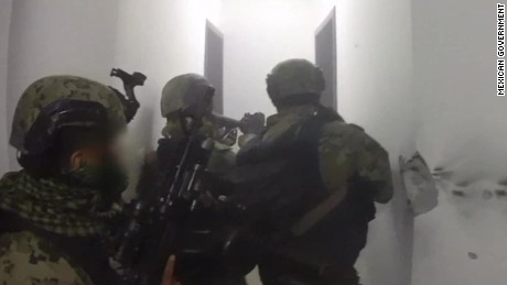 el chapo raid video romo nr_00014603