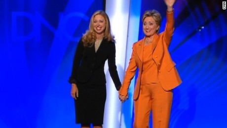 How Chelsea Clinton helps her mother's campaign