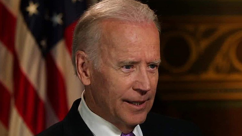 Biden not surprised Clinton, Sanders neck-and-neck