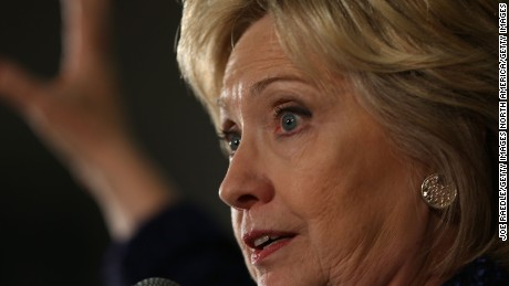 Is Hillary Clinton's campaign in trouble?