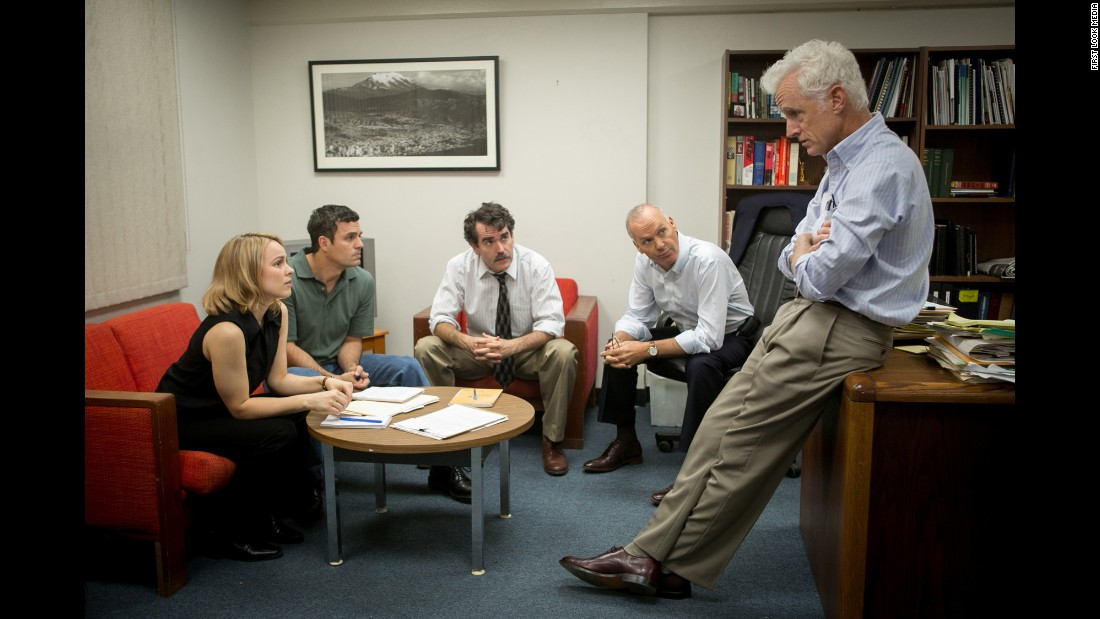 """Spotlight"" -- a film about Boston Globe investigative reporters digging into a sex abuse scandal involving Catholic priests -- won best picture at the 88th annual Academy Awards. Here's a look back at all of the past winners for best picture:"