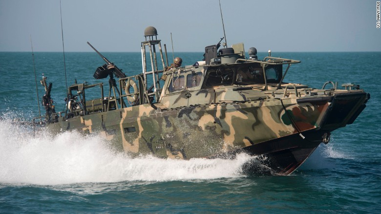 Officials: Iran expected to release U.S. sailors