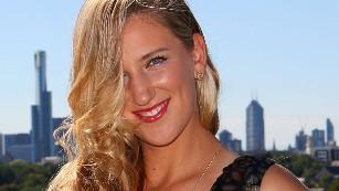 Victoria Azarenka: Tennis champion ... and future video star?